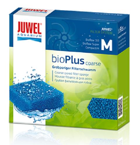 Губка для внутреннего фильтра Juwel Bio Plus Coarse M для Compact/Bioflow поролон, 30 г