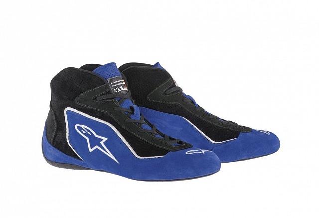 Обувь для автоспорта (FIA) SP, синий/черный,