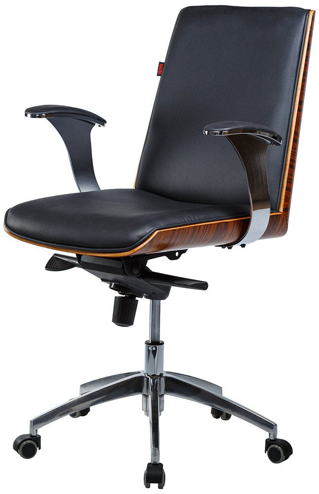 Офисное кресло Raybe JA 99B черное