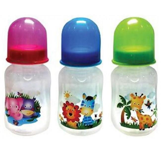 Детская бутылочка Businka Африка 125 мл