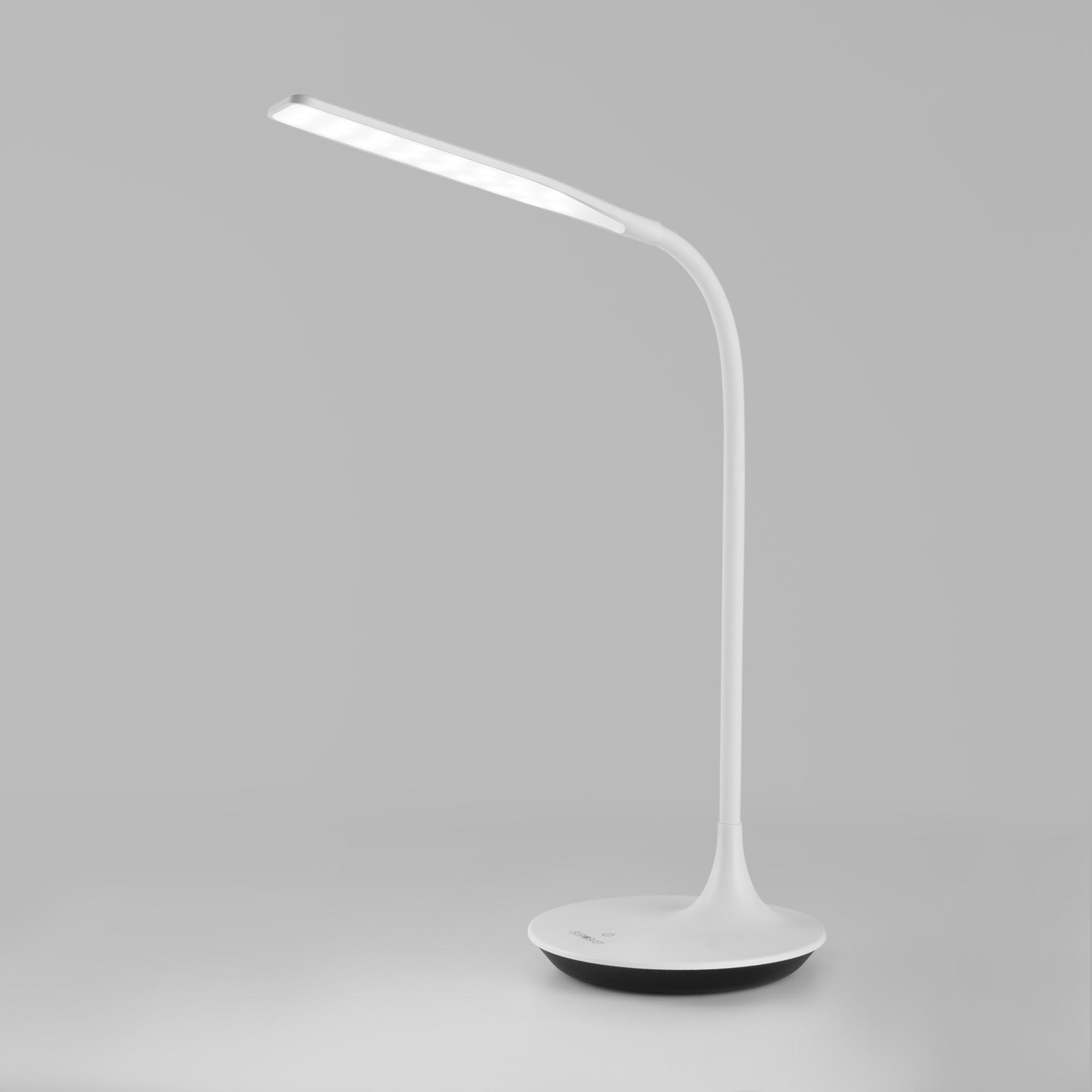 Светодиодная настольная лампа с сенсорным управлением Elektrostandard 80422/1 белый