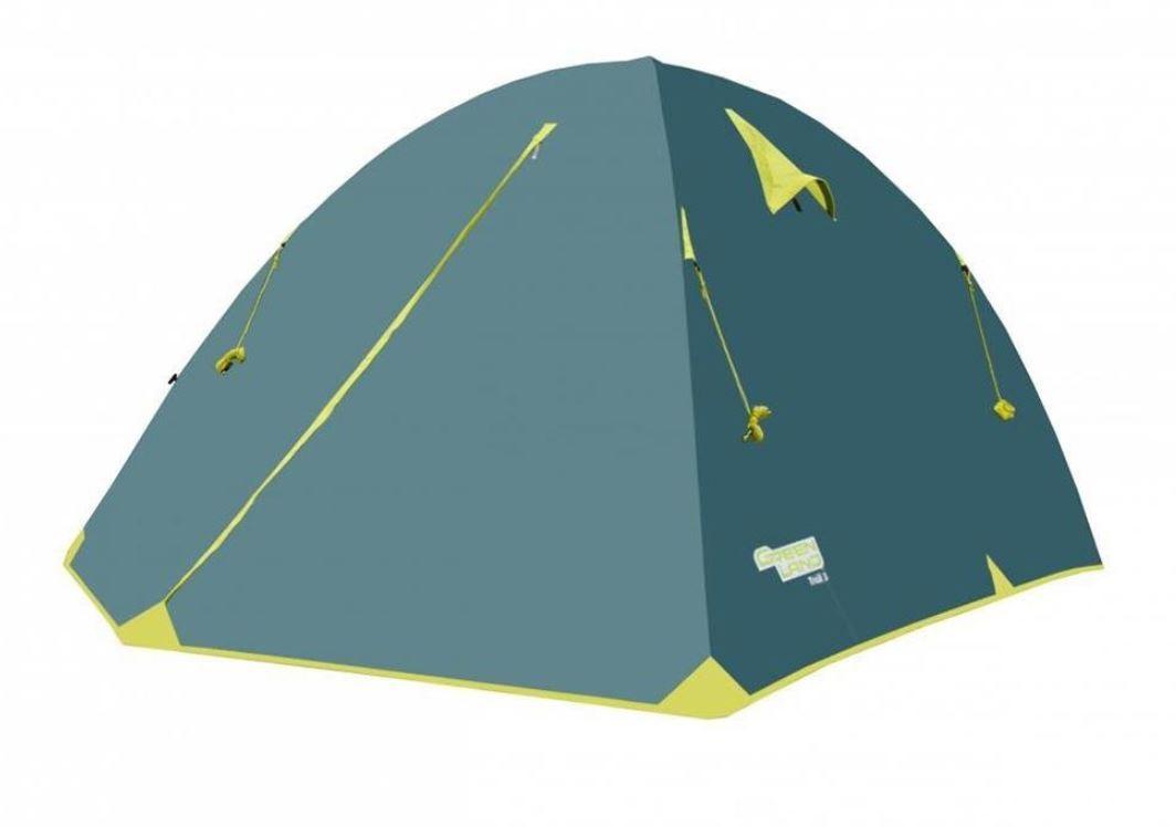 Треккинговая палатка Troll 2 от Greenland