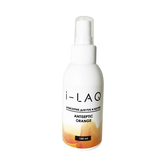 Антисептик спрей i Laq с ароматом апельсина,