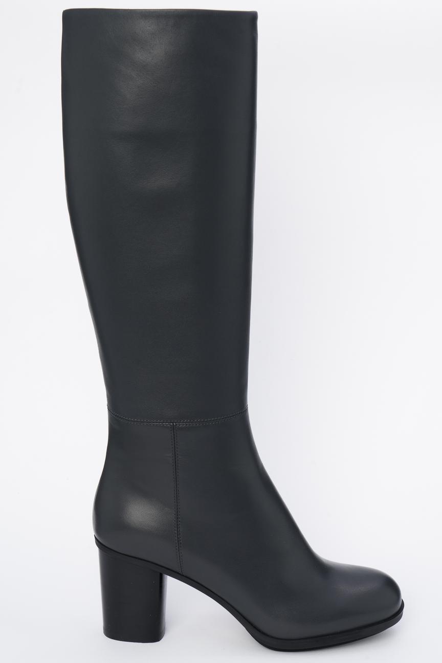 Сапоги женские EASY BY LORIBLU O0440 черные 39 RU