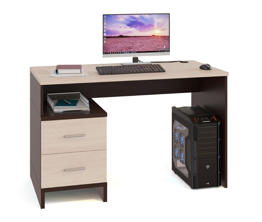 Компьютерный стол СОКОЛ КСТ 114 КСТ