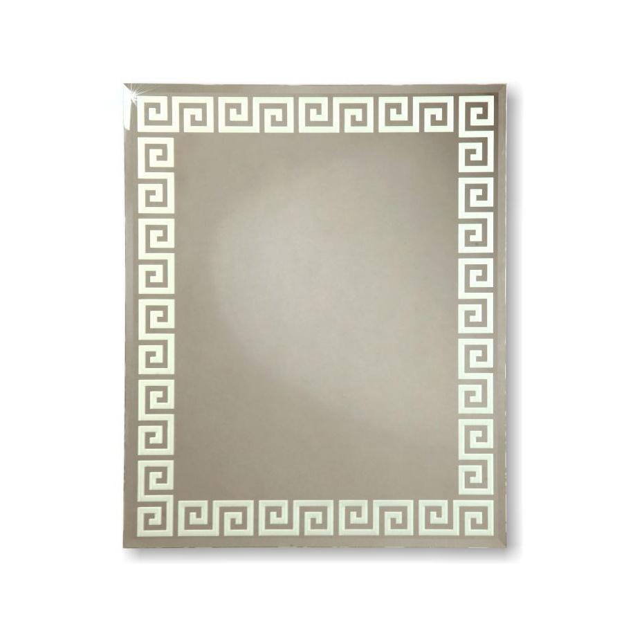 Настенное зеркало Континент Кипр 535х635 Зеркало