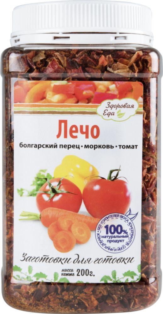 Овощная смесь Здоровая еда сушеная лечо 200 г фото