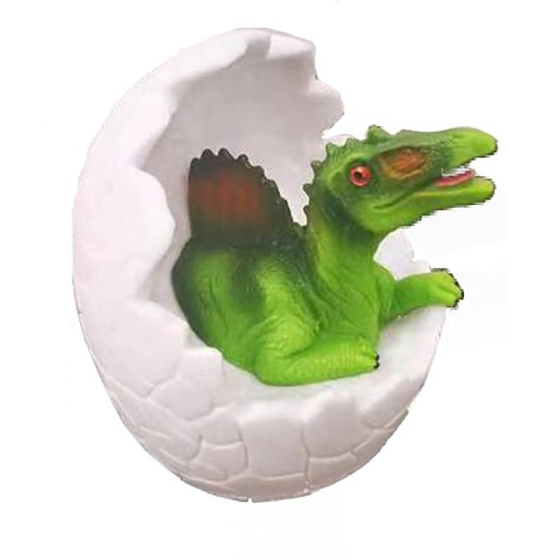 Светильник-ночник Dinosaur lamp Динозаврик в яйце Спинозавр без пульта без пульта Спинозавр