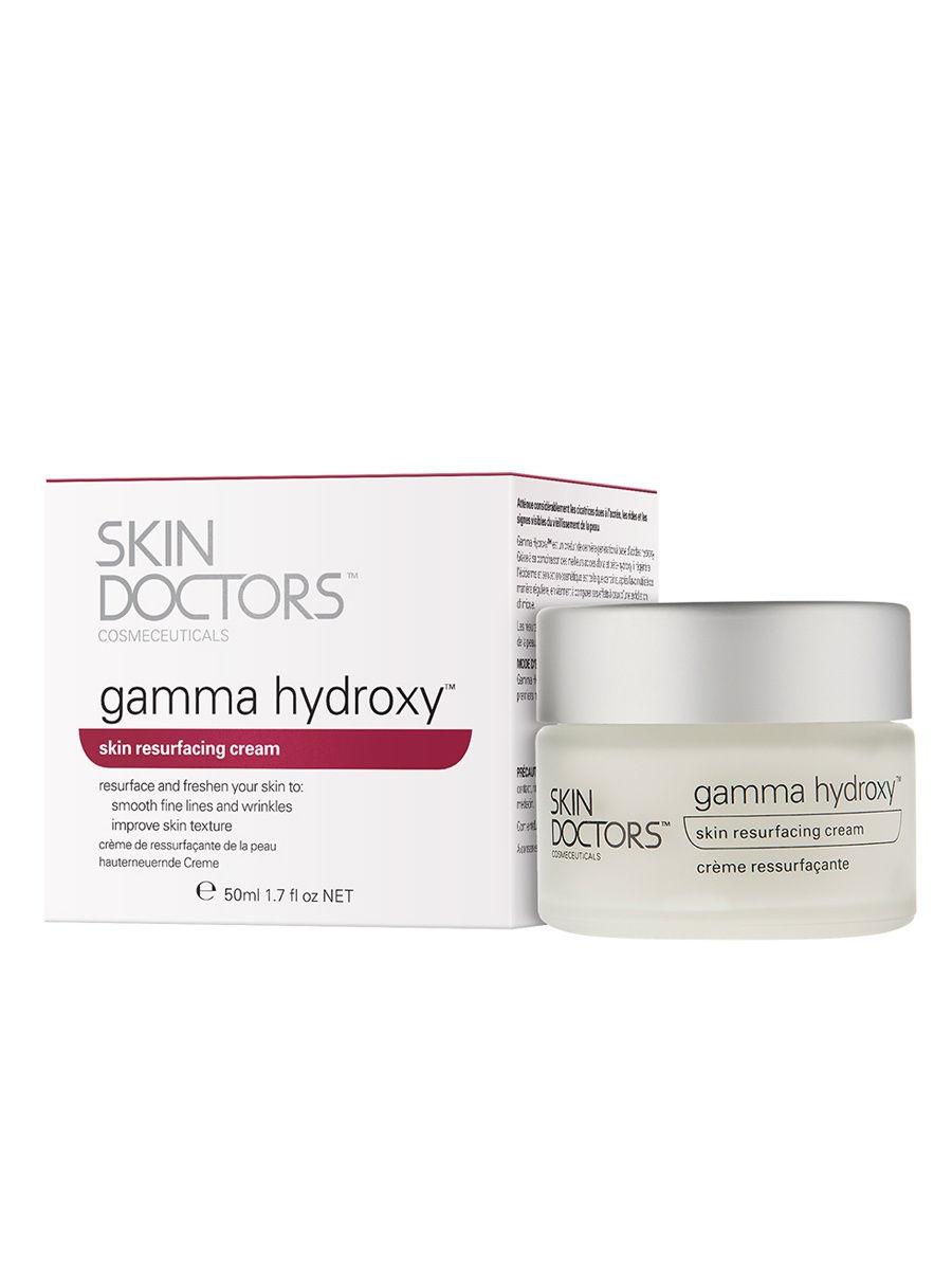 Купить Обновляющий крем для лица Gamma Hydroxy, Skindoctors, 50 мл, Крем для лица 27, Skin Doctors