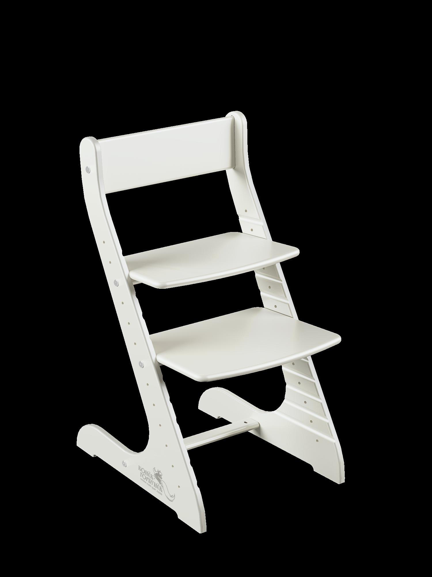 Купить Детский растущий стул Конёк Горбунёк Стандарт, цвет Слоновая кость, Конек Горбунек,