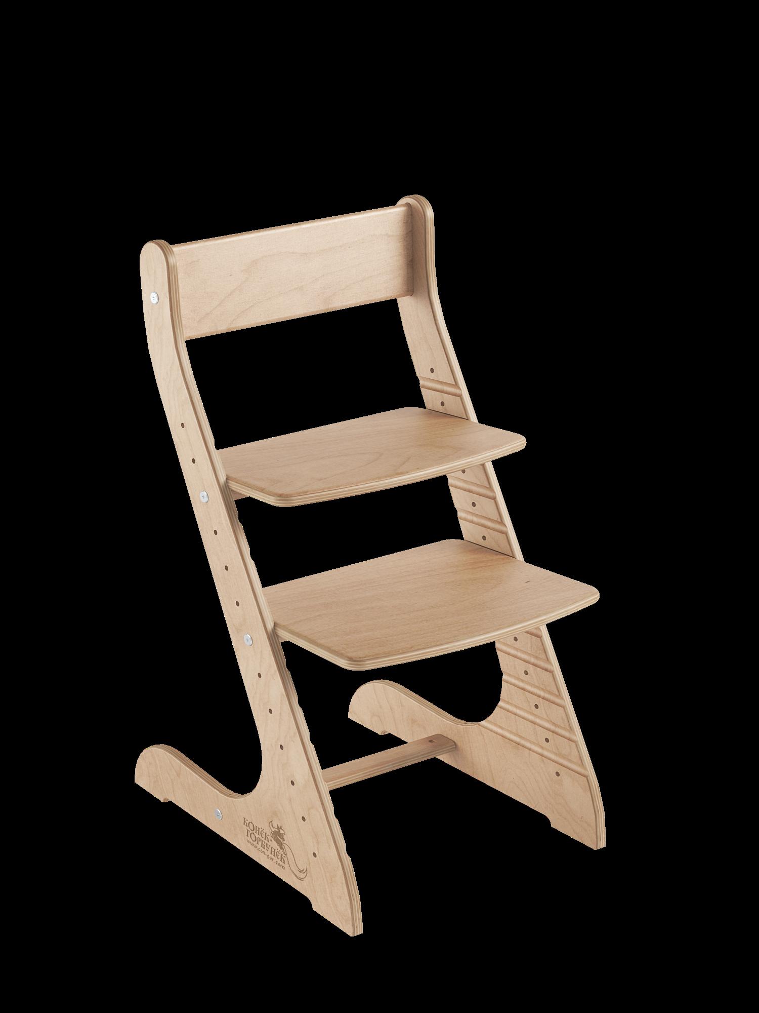 Купить Детский растущий стул Конёк Горбунёк Стандарт, цвет Сандал, Конек Горбунек,