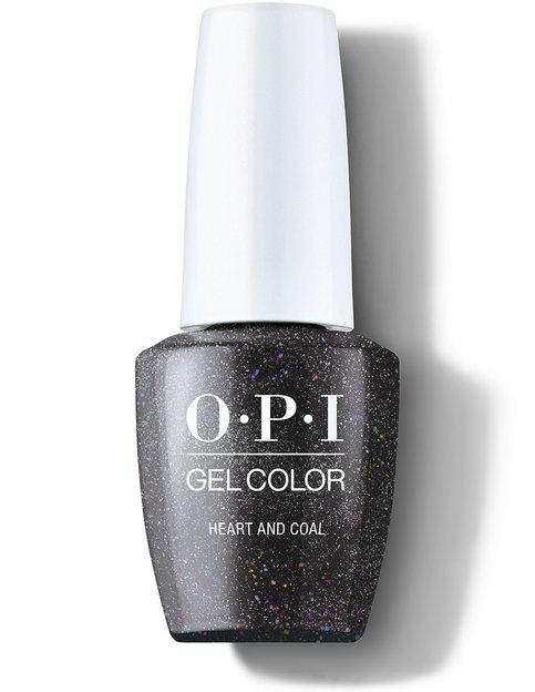 Купить Гель-лак для ногтей OPI GelColor Heart And Coal, Shine Bright 15 мл, 15 мл