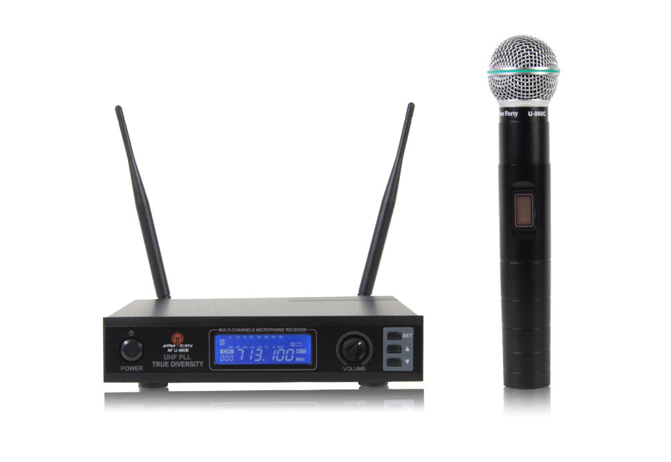 Микрофон Arthur Forty Psc U 960C