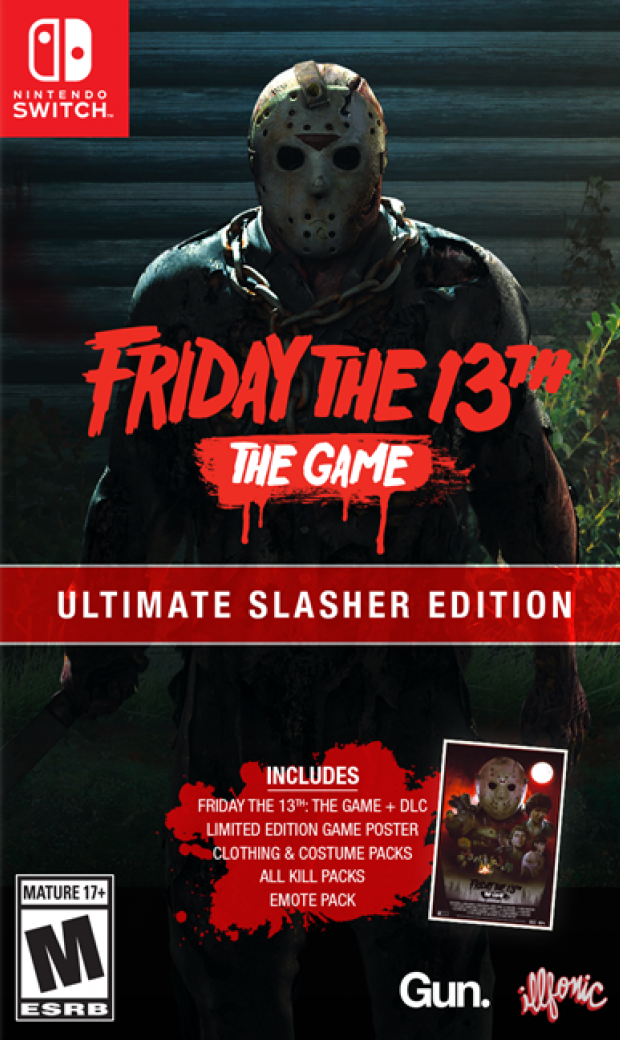 Игра Friday The 13th: The Game Ultimate