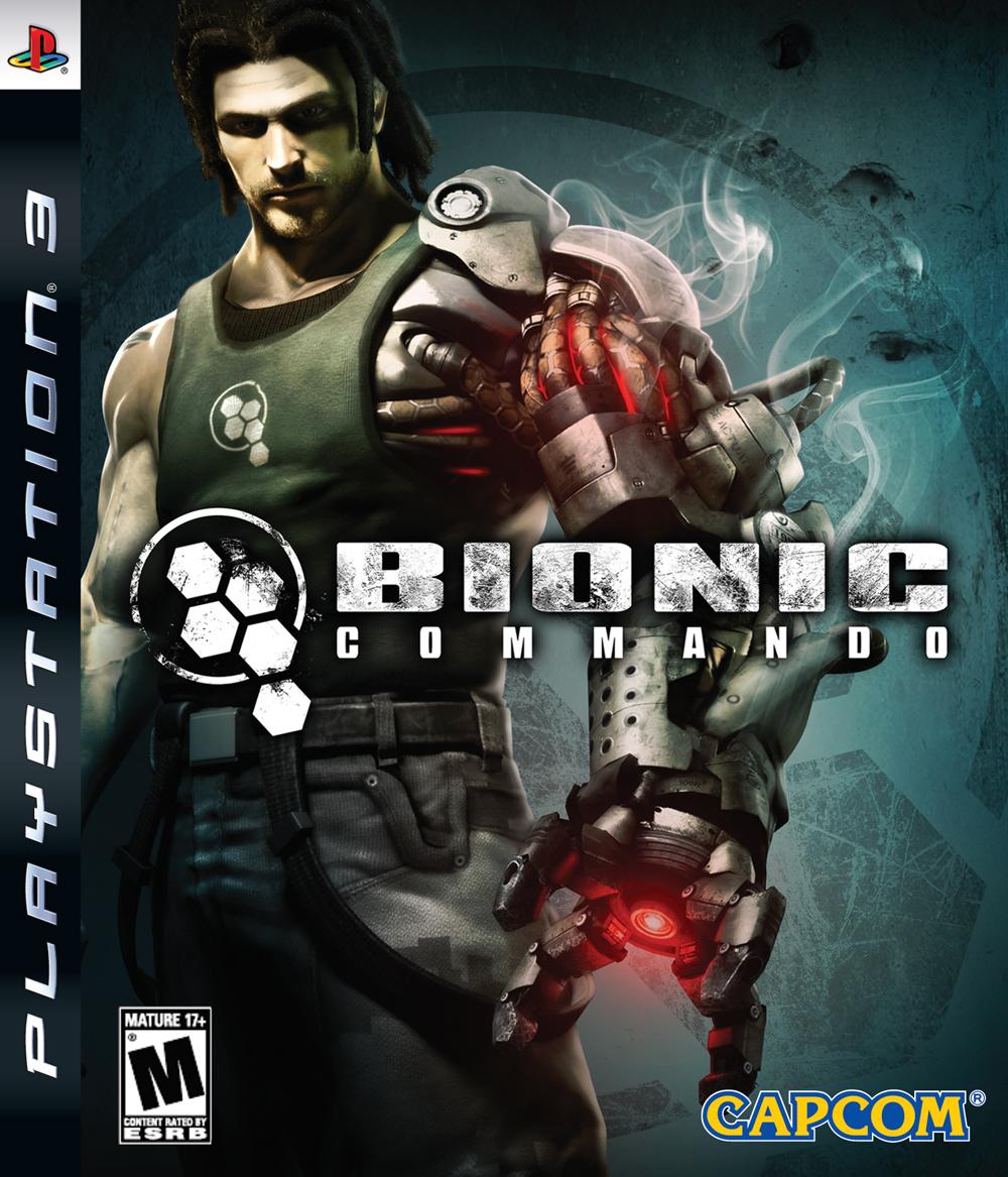 Игра Bionic Commando для PlayStation 3 Sony
