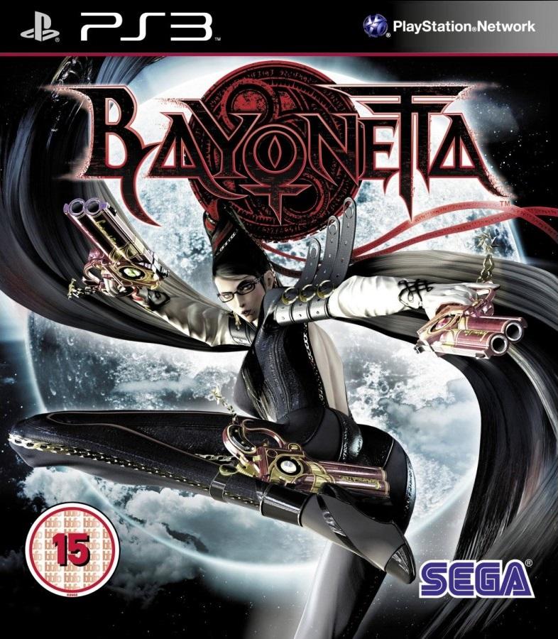 Игра Bayonetta для PlayStation 3 Sony