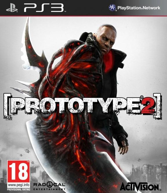 Игра Prototype 2 для PlayStation 3 Sony