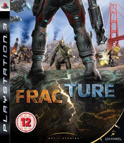 Игра Fracture для PlayStation 3 Sony