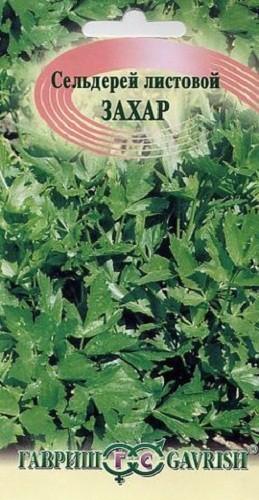 Семена зелени и пряностей Гавриш Сельдерей листовой