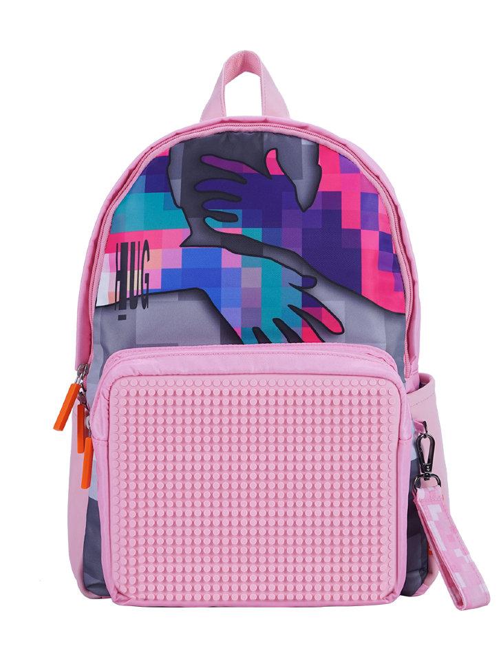 Рюкзак женский Upixel  розовый