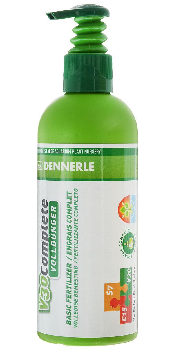 Удобрение для аквариумных растений Dennerle V30 Complete