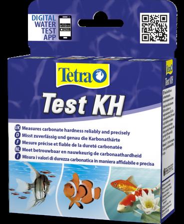 Тест для воды Tetra Карбонатную Жесткость KH
