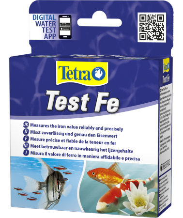 Тест для воды Tetra Железо Fe