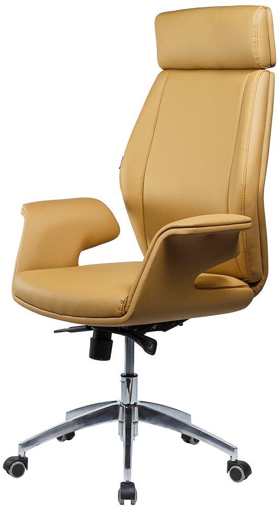 Офисное кресло Raybe JA 91 бежевое