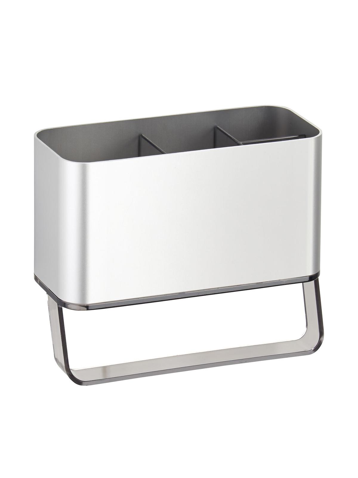 Полка для ванной комнаты Affixx Metro самоклеющаяся