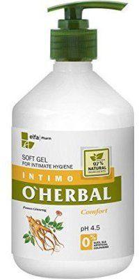 Гель для интимной гигиены O'Herbal COMFORT,