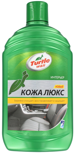Очиститель TURTLE WAX Кожа Люкс