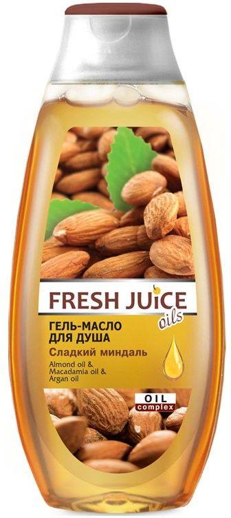 Гель масло для душа Fresh Juice Sweet