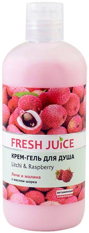 Крем гель для душа Fresh Juice Litchi