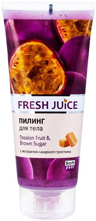 Пилинг для тела Fresh Juice Passion Fruit