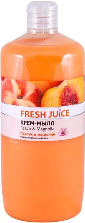 Крем мыло Fresh Juice Peach & Magnolia