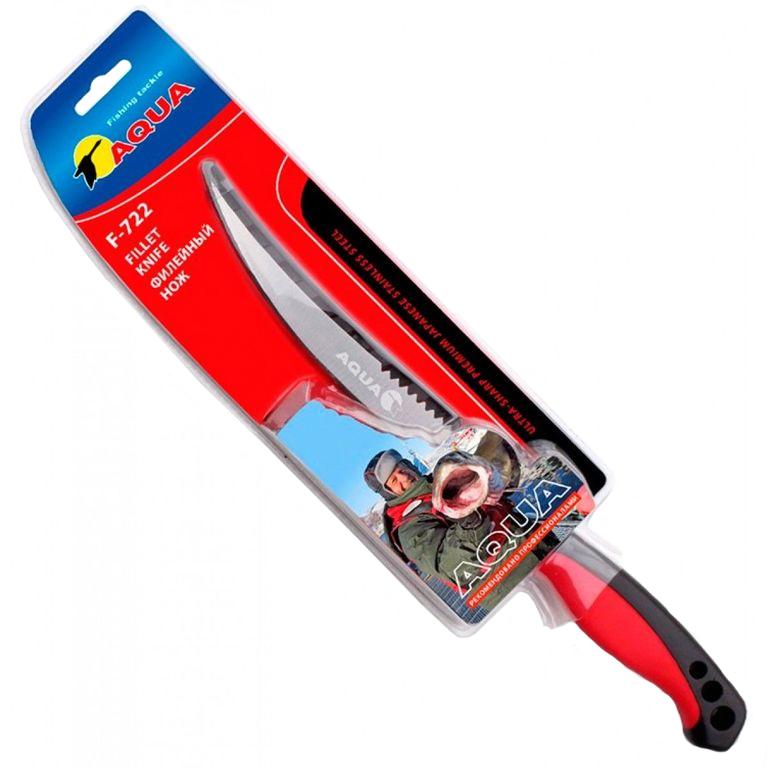 Филейный нож F-722 Aqua   фото