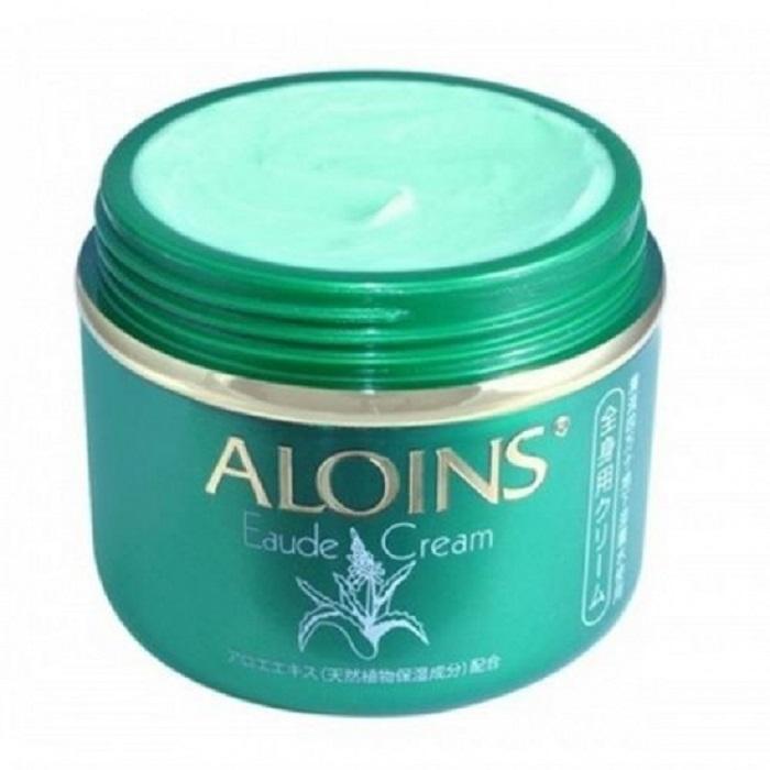 Крем для тела с экстрактом алоэ Aloins (с легким ароматом трав) 185 гр.
