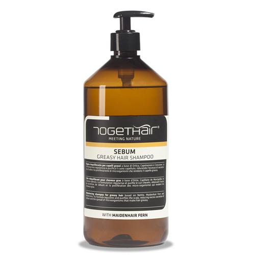 Купить TOGETHAIR Нормализующий шампунь для жирных волос 1000 мл