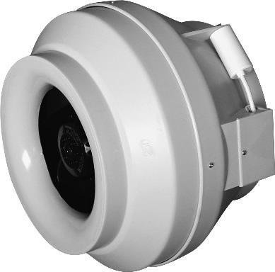 Вентилятор DICITI CYCLONE EBM 160