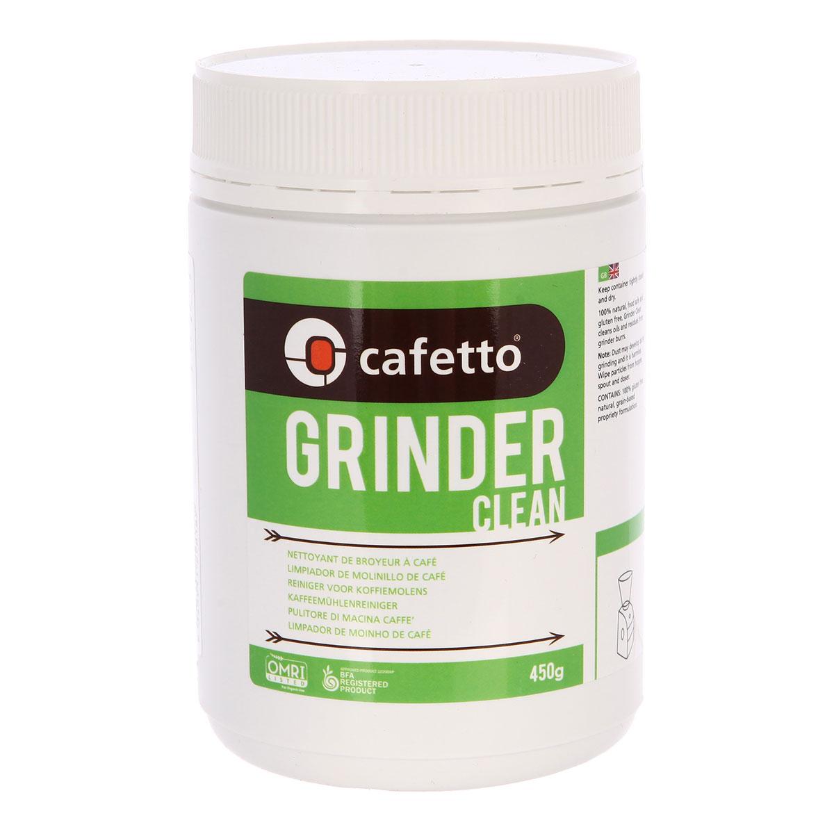 Средство для чистки кофемолок Cafetto Grinder Clean