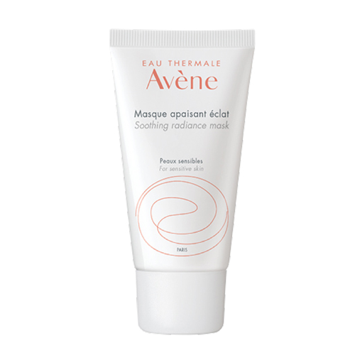 Купить Успокаивающая увлажняющая маска Avene придающая сияние 50 мл