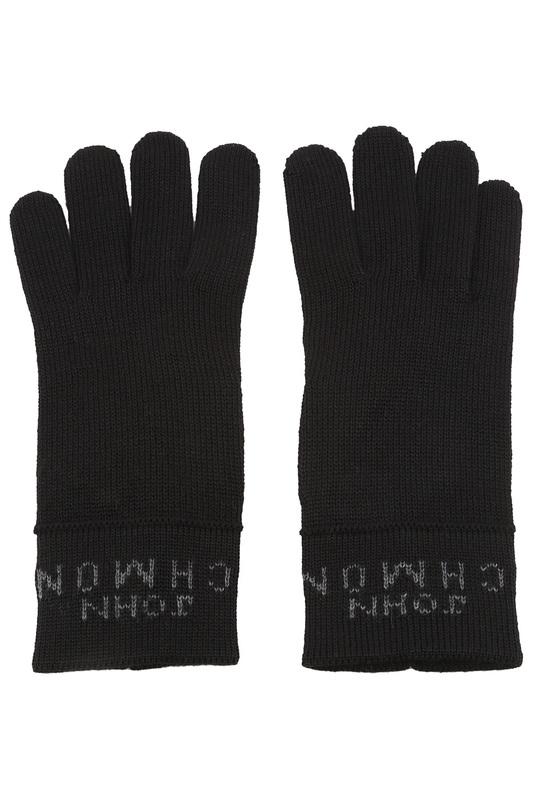Перчатки женские John Richmond 10 2 Y AG01 C029 черные M