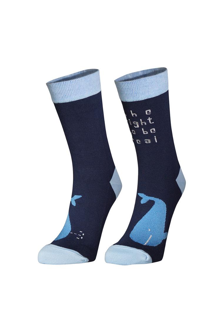 Носки женские big bang socks Кит синие 35-39