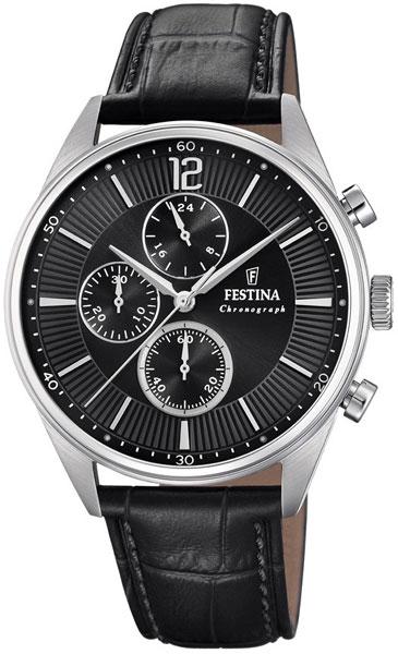 Наручные часы кварцевые мужские FESTINA F20286