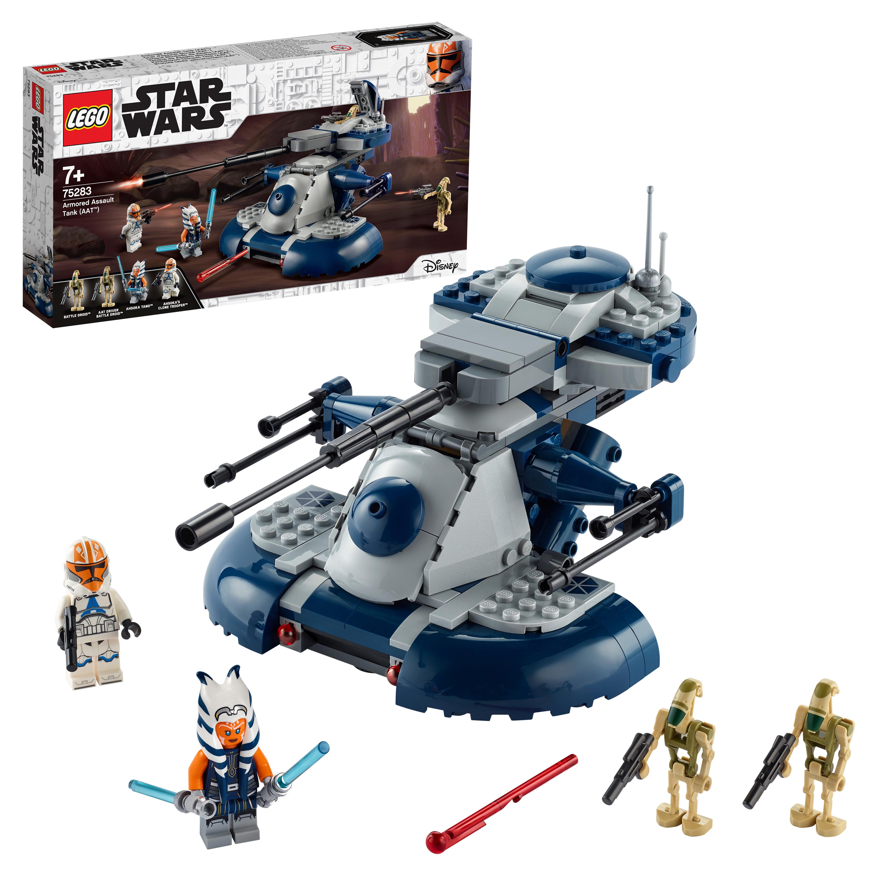 Конструктор LEGO Star Wars 75283 Бронированный штурмовой