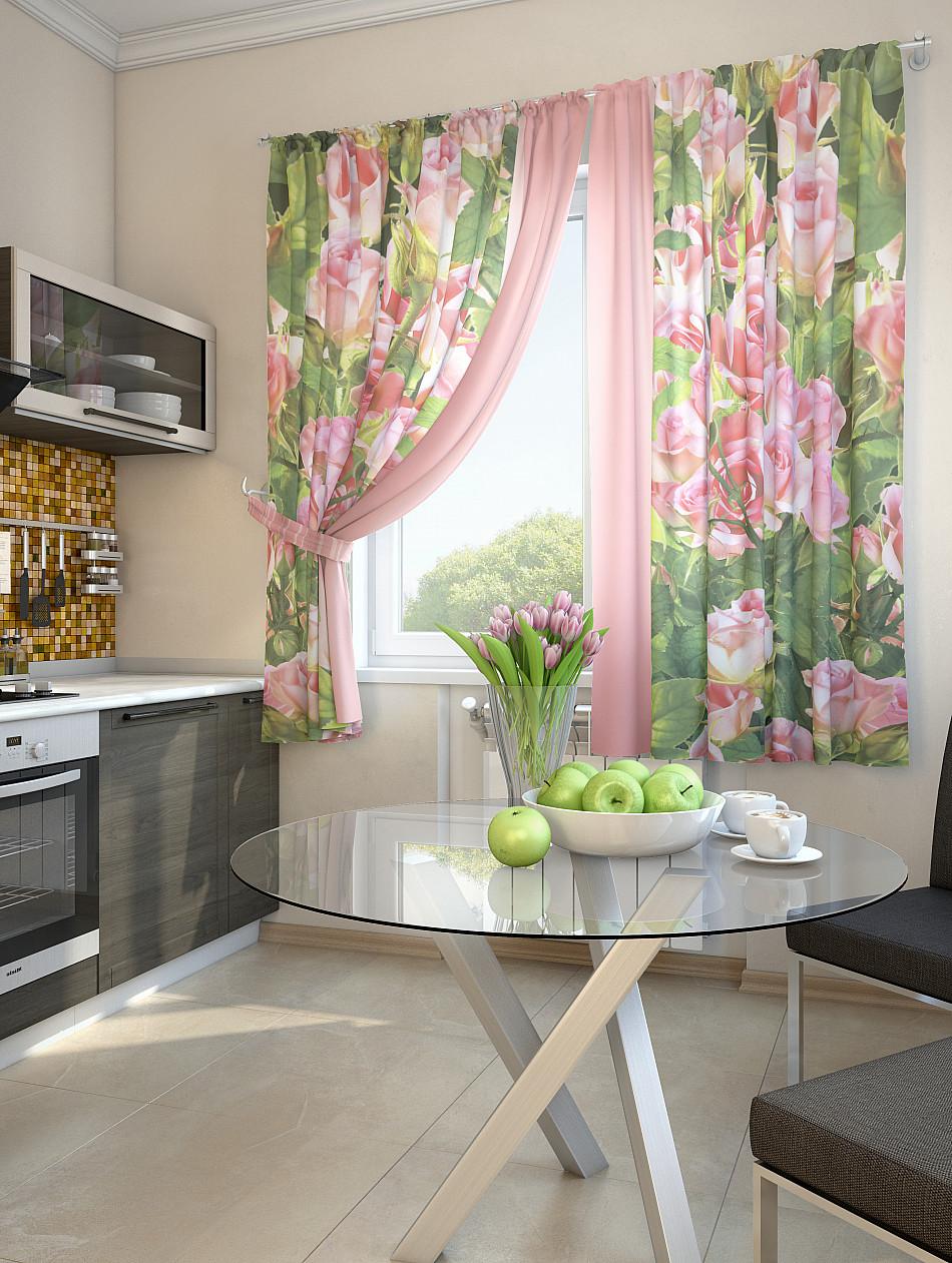 привлекательная занавески на кухню фотографии своих трудов
