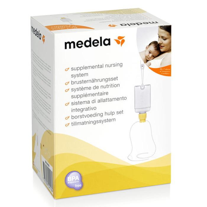 Система кормления SNS MEDELA Имитация грудного вскармливания