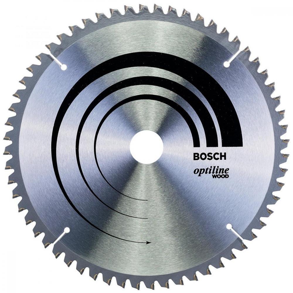 Пильный диск 130Х20 20 OPTILINE 2608640582 Bosch