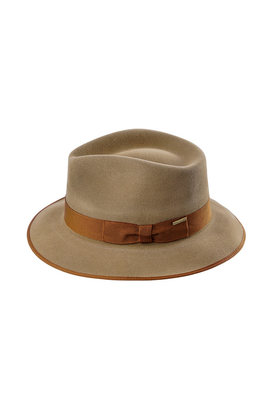 Шляпа мужская Pierre Cardin ALFRED PC-1011-8134 песочная XL