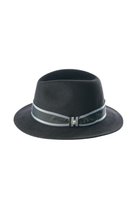 Шляпа мужская Pierre Cardin MERLOT PC-1005-0130 черная XL
